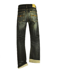 Nudie Regular Ralf Dry Selvage jeans
